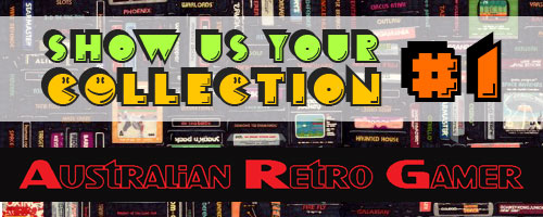 Show us your collection - Australian Retro Gamer