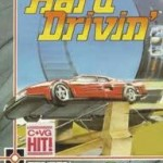 Review A Bad Game Day: Hard Drivin