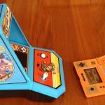 Donkey Kong Battle: Tabletop vs Game & Watch