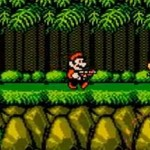 Mash'em Up: Super Mario Bros. 3 vs Contra