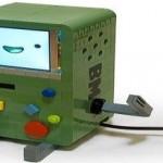 BrickCon 2013: Lego Adventure Time BMO Console