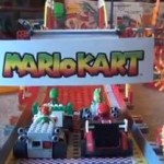 K'Nex Mario Kart: Rainbow Road