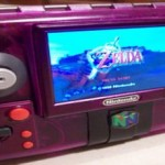 Grape64: Build Your Own Portable N64