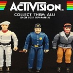 Activision Action Figures