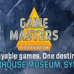 Game Masters Exhibition Coming To Sydney