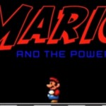 Mario And The Power Glove