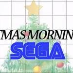Christmas Morning With Sega