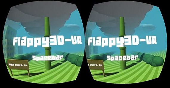 Flappy3D
