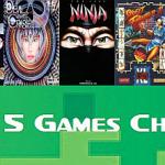 Top 5 Games Charts: November 1990
