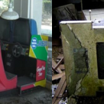 Arcade Machine Graveyards