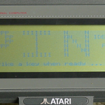 Arnie and the Atari Portfolio