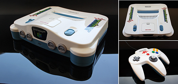 Custom_starfox_themed_nintendo_64_by_zoki64