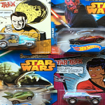 Hot Wheels Battle: Star Trek VS Star Wars