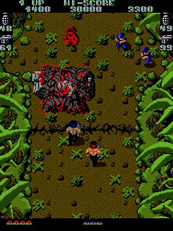 Screen Scene: Screenshots of Awesome 80s Arcade Games