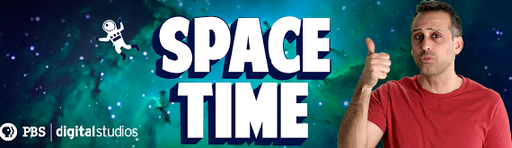 PBS Space Time Header