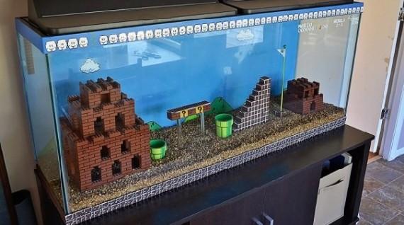 6_LEGO aquarium