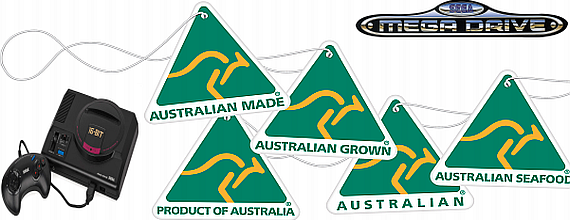 Made In Australia: Mega Drive Games