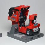 Lego Sega Classic Arcade Machines