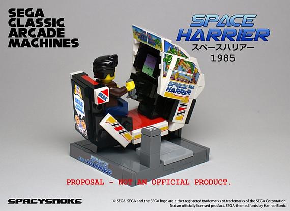LegoSegaArcade_SpaceHarrier