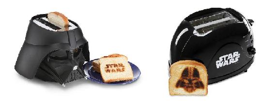 darth vader toasters