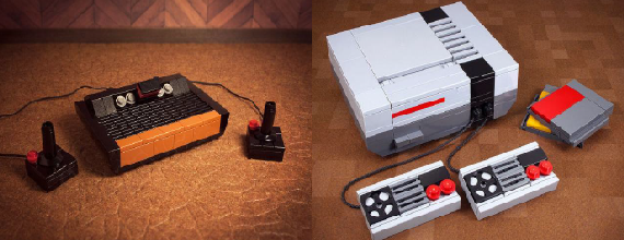 LEGO And Retrogaming: A Match Made In Heaven