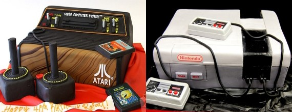 Best. Cakes. Ever. Awesome Geeky Cakes