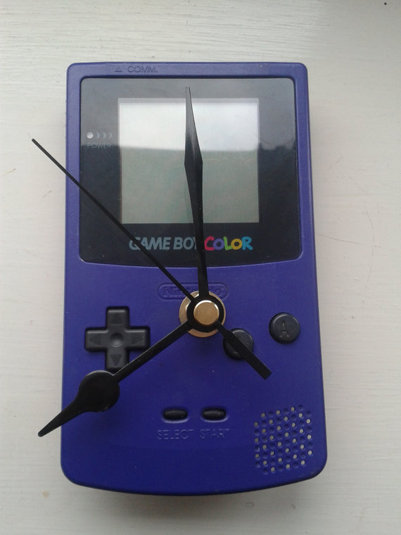 Game Boy Colour Clock