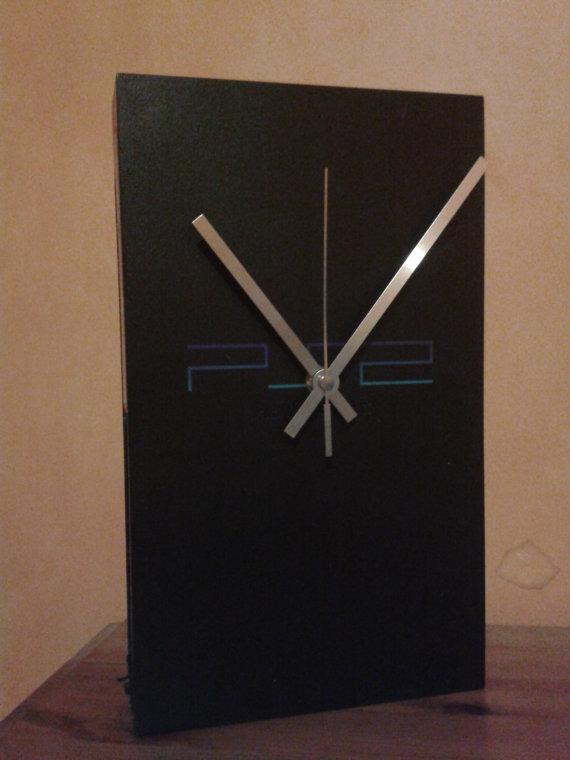 PS2 Clock