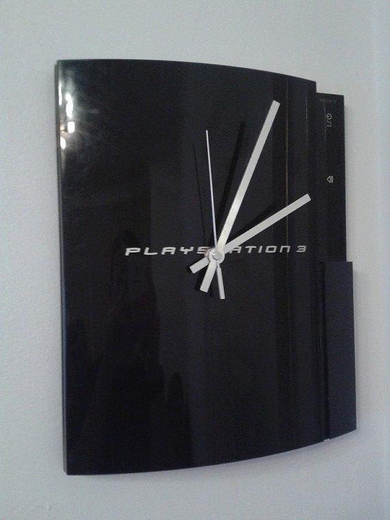 PS3 Clock
