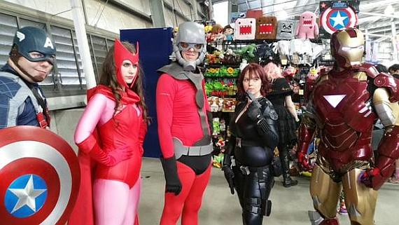 The Avengers - Japandaman71