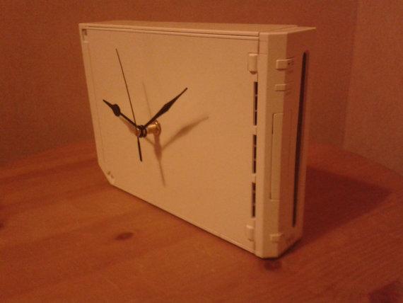 Wii Clock
