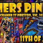 Cramers Pinball Tournament
