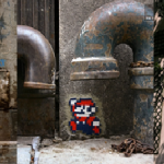 A Welcome Invasion: 8-Bit Street Art By 'Invader'