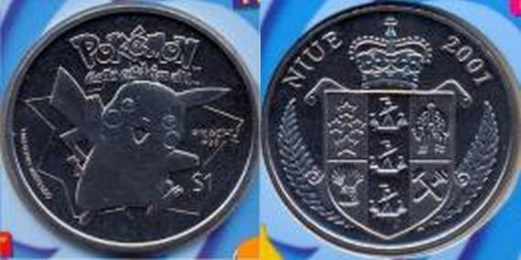 pikachu coin