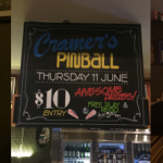 Cramers Pinball Tournament: A Flippin' Success