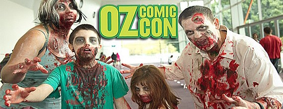It's On Like Oz Comic-Con