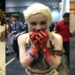 Conquering Oz Comic-Con Melbourne 2015