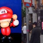 Pop Culture: Retrogaming Balloon Art