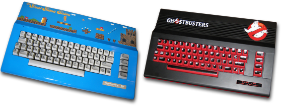 Exotically Cool Commodore 64 cases