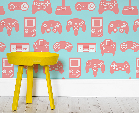 Mural_BabyBlue_Pink