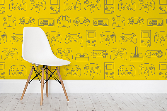 Mural_Yellow