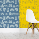 Retro Gaming Wallpaper Murals