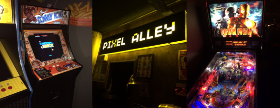 Pixel Alley: The Place To Be