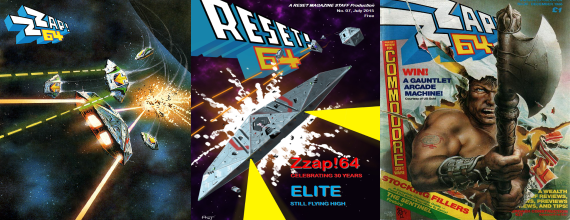 Reset C64 Magazine Issue 7 Out Now!