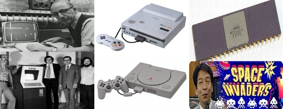 15 Critical Events in Video Gaming: 1958 to 1999