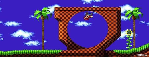 Mario The Hedgehog
