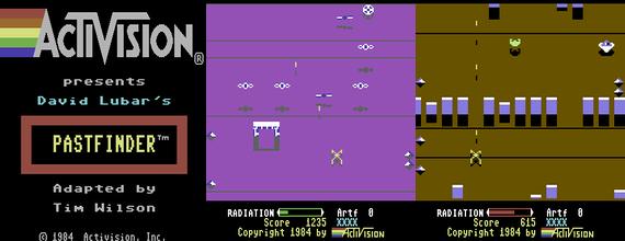 Pastfinder: A Long Lost C64 Gem