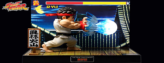 Street Fighter The New Challenger: Ryu