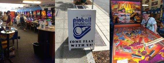 Flippin Fun at the Seattle Pinball Museum