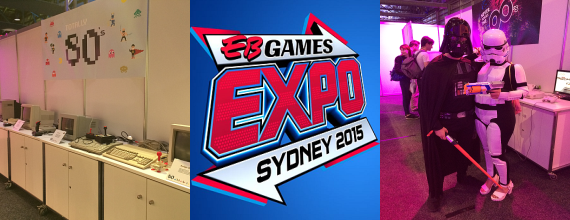 EB Games Expo 2015: It's A Wrap